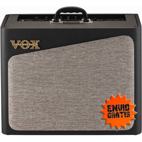 Amplificador Vox Av60 60w Combo Analogico Valvular 60w 1x12