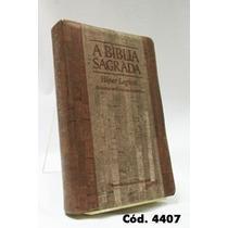 Bíblia Sagrada Trinitariana Letra Hiper Legível (jumbo) Acf