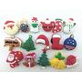 El Día De Navidad 16pcs, Santa Claus, Árboles De Navidad Sho