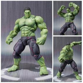 Hulk 22 Cm Action Figurel Bandai Na Caixa