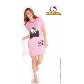 Vicky Form Teens Pijama Camison Hello Kitty Coqueto Mod.4524