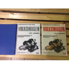 Manual Vw Sedan Vocho 1600 Carburador (copia)