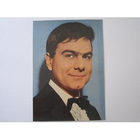 Foto Cartão Coleção Da Juventude Anos 60 - Agnaldo Rayol
