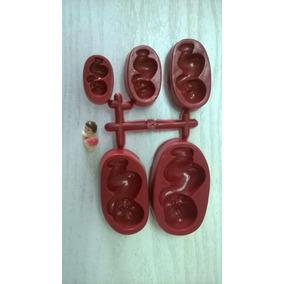 Moldes De Bebes Para Fondant-porcelana Fria