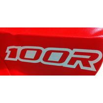 Funda De Asiento Tapizado Honda Xr 100r 2000, Replica