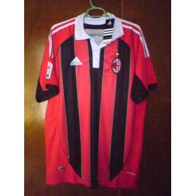 Jersey Adidas Ac Milán 2012 - 2013 Sin Publicidad