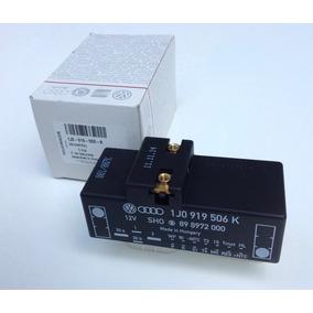 Unidad Control Ventiladores Jetta A4 Clásico Caja De Muerto