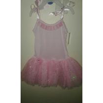 Disfraz De Mariposa Bailarina O Hada Para Niñas
