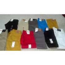 Pantalones Levis 511 De Colores Corte Entubado