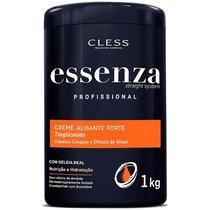 Creme Alisante Essenza Tioglicolato Geléia Real Forte 1 Kg