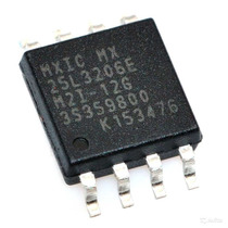 Chip Eprom Mx25l3206em2i-12g Virgem Mx25l3206e 25l3206e