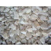 Pedra Branca Granilha 20kg Jardins, Decorações, Aquários