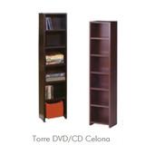 Torre Celona Dvd/cd Excelente Organizador Sala Librero