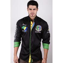 Camisa Absolute Rebellion Brasil
