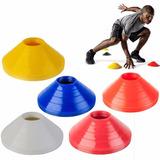 Conos Tortuga X50 Handball Coordinacion Entrenamiento + Base