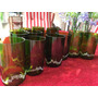 Vasos Sustentables Artesanales Hechos De Botellas