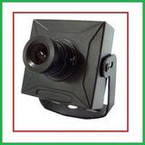 Mini Camera Color Day Night Cftv Ccd Sony 600 / 700 Linhas !