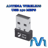 Antena Wireless Usb 150 Mbps Inalambrico Internet