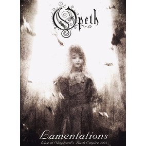 Opeth - Lamentations - Special Edition - Dvd+2cd