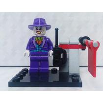 Lego Super Heroes Curinga Com Base E Acessórios. No Brasil