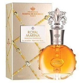 Marina De Bourbon Royal Diamond 100ml Edp Feminino