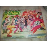 Antiguo Album Del Chavo Y Chapulin Colorado,chespirito 70·