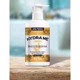 Crema Hidratante Uso Diario Argan-almendras-karite-aloe 250m
