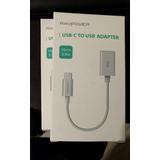 Adaptador Usb Type C Otg Para Macbook, Nexus 6p, Oneplus Etc