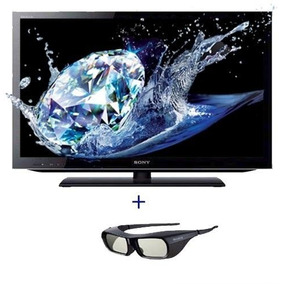 Oferta Smart Tv Monitor Led 3d Sony Com 5 Oculos 3d