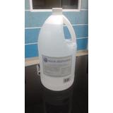 Agua Destilada (destilación)