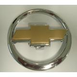 Emblema Grade Vectra/kadet/ipanema Cromada/dourada