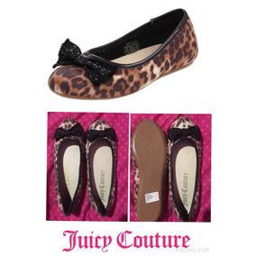 Flats Juicy Couture 100% Originales Numero 7 Americano