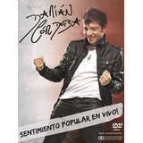 Damian Córdoba - Sentimiento Popular En Vivo - 2 Dvd