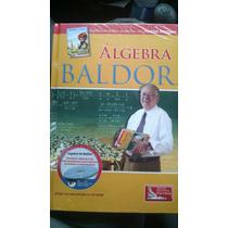 Libro De Baldor Álgebra