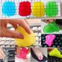 Gel Goma Limpiadora Para Auto Celular Laptop Tablet Teclados