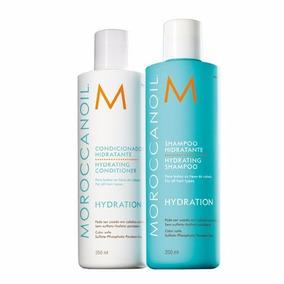 Moroccanoil Shampoo E Condicionador Hidratante 250ml