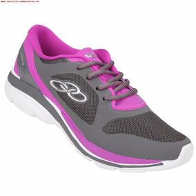 Zapatillas Olympikus G Strech Mujer Running Original Nuevo