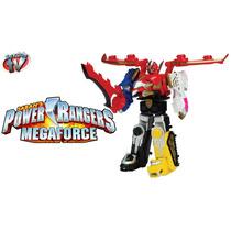 Power Rangers Megaforce Megazord Bandai Original #35095