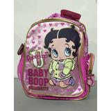 Baby Boop - Betty Boop - Mochila De Costas P - 1953