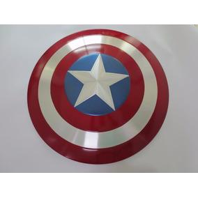 Escudo Capitan America Civil War Replica Aluminio Aviacion