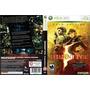 Arg Xbox 360 Resident Evil 5 Gold Edition Nuevo Cerrado Game