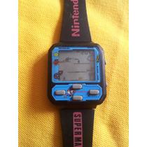 Reloj De Pulsera Nelsonic Super Mario Bros