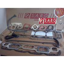 Jogo De Junta Motor Opala 4cc Com Retentor Original Sabó