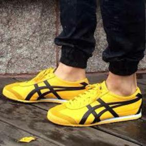 ASICS TÊNIS amarillo