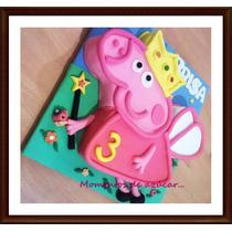 Torta Peppa Pig Lista Como En Foto Min 2k.mercadopago