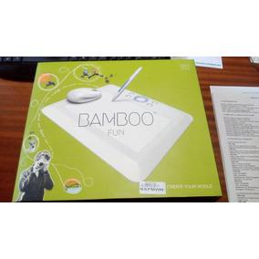 Wacom Bamboo Nueva Fun White 8.5
