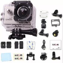 Sjcam Sj4000 Wi-fi 16gb Sony Camera Full Hd 1080 Prova Dagua