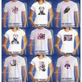 Camiseta Re Zero Baby Look Camisa Anime Desenho Estampa