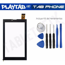 Touch Pantalla Playtab 3g Phone 7 Cristal Kempler Strauss