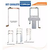 Kit Copasa / Cavalete P/ Hidrometro 1 Ramal - 60 X 75